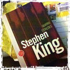 Quatro Estações, de Stephen King (05/04/2013)