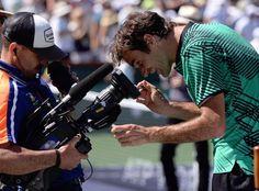 Um Federer diferente também fora das quadras | Blog Break Point | Globoesporte.com