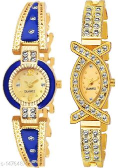 Watches Classy Women's Watch Combo Material: Metal Size: Free Size Type: Analog Description: It Has 2 Pieces Of Women's Watch Country of Origin: India Sizes Available: Free Size   Catalog Rating: ★4 (431)  Catalog Name: Stylish Classy Women's Watches Combo Vol 3 CatalogID_191684 C72-SC1087 Code: 903-1476487-