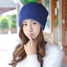 $5.49 (Buy here: https://alitems.com/g/1e8d114494ebda23ff8b16525dc3e8/?i=5&ulp=https%3A%2F%2Fwww.aliexpress.com%2Fitem%2F5-Colors-2015-New-Fashion-Women-Fleck-Velvet-Warmer-Thick-Piles-cap-Outside-Beanies-Knitted-gorros%2F32496386592.html ) 5 Colors Hot New Fashion Women Fleck Velvet Warmer Thick Piles cap Outside Beanies Knitted gorros Skullies For adult bonnet Hat for just $5.49