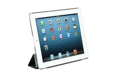 Combinação de capa inteligente para iPad 2 e 3 ao mesmo tempo que oferece uma rigidez que dará maior protteção ao seu iPad. - Descontos Lifecooler