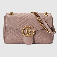 $2300 GG Marmont matelassé shoulder bag