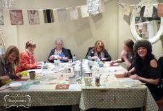 Rachel, Chris, Beverley, Viv, Robin & Vicky (10th Feb 2014)