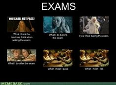 today is not this day lotr memes | The Rings Exam Meme Lord Of The Rings Exam Meme