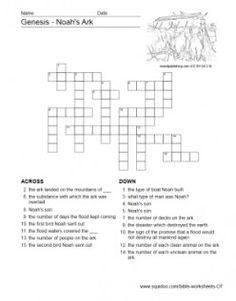 Puzzle, A Wife for Isaac – Kids Korner – BibleWise ...