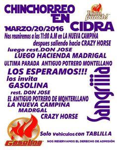 Chinchorreo en Cidra #sondeaquipr #chinchorreoencidra #cidra #lanuevacampina #restdonjose #haciendamadrigal #potreromontellano #crazyhorse