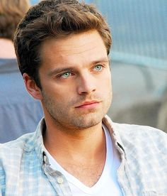 Oh my Gosh!!! Sebastian's eyes