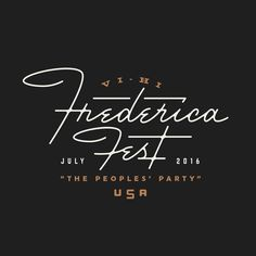 Frederica Fest by Wells Collins