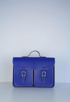 Old Schoolbag, 100% made in Holland, available @ Lutgarde Bags and More, Maastricht
