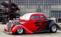 1938 Chevy Coupe| Neat Lookin' Ride !!!.