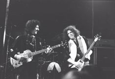 Felix Pappalardi and Leslie West - Mountain | Rock & Roll ...