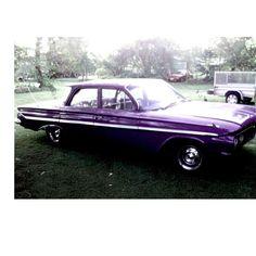 My 1961 Chevrolet Bel Air #Chevrolet#Vintage
