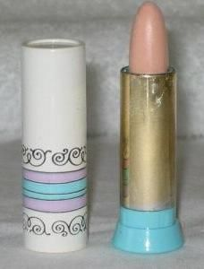 Remember Yardley lipstick in the light and white frost colors?