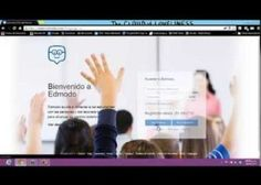 Tutorial de Edmodo (Español) | Recurso educativo 740567