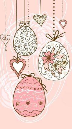 iPhone Wallpaper - Easter tjn