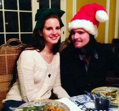 Lana Del Rey and Barrie James O'Neill