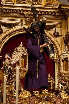 Jesús del Gran Poder    Sevilla