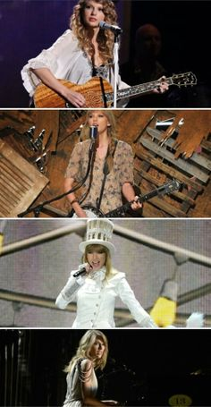 grammys through the years.. they keep her coming back. last night during her performance (9-930) the highest tv ratings came in