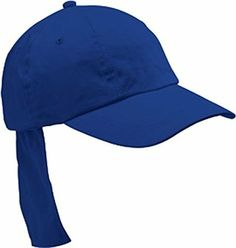 d6458883 Unicol Legionnaires Sun Hat Childrens Neck Protection Cap Pack Of 10 Royal