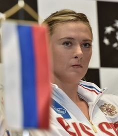 """#TBT Via SI: Russia Fed Cup captain Anastasia Myskina once threatened to quit Fed Cup if Sharapova was invited to play. Myskina took issue with Sharapova's father, Yuri, and it was up to the captain, Shamil Tarpischev to smooth things out. """"If she joins our team next season, you won't see me there for sure,"""" Myskina said back in 2004. """"I do not want to be on a team with people who do not respect me."""""""