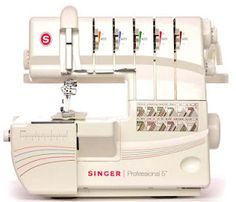 Tips: sewing with a serger