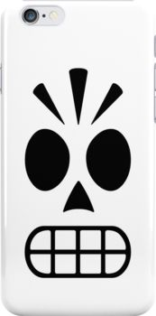 Manny Calavera case for iPhone (Grim Fandango, Lucas Arts)