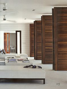 shutters-love the space- beach house