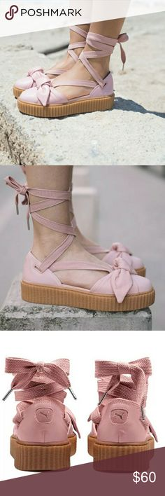 dc0f910f7 Puma Fenty by Rihanna Creeper Sandal Brand New without box. Summer is  coming! ☺