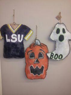 Halloween!! Door decor