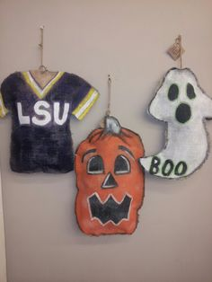 Halloween!! Door decor