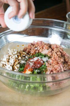 Baked Asian Turkey Meatballs   pamela salzman