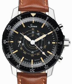 Sinn-Chronograph-Tachymeter-Watch