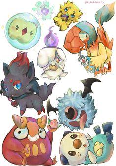 Pokemon r cool by Pasuteru-Usagi.deviantart.com