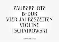 Amadeus Sans
