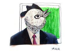 #Poule #Poulette #Chicken   le poulet du jour / 9-11-12