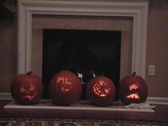 Create cool pumpkins