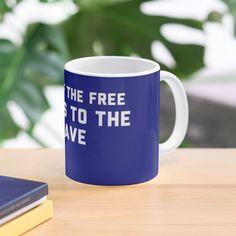 'Land of free' Mug by HiberniaApparel