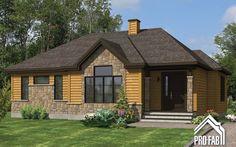 Les maisons bonneville actuel maison pinterest front steps and home for Constructeur maison prefabriquee