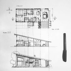 Love Drawing and Design? Finding A Career In Architecture - Drawing On Demand Interior Architecture Drawing, Architecture Concept Drawings, Architecture Sketchbook, Architecture Student, Architecture Plan, Architecture Details, Architecture Colleges, Architecture Company, India Architecture