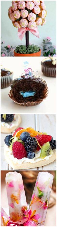 15 Great #Wedding + #BabyShower Desserts