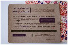 Seven Swans wedding stationery 003