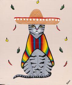 Happy Cinco de Meow-o!