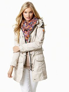 Parajumpers Windbreaker Mary Todd Zapatillas de correr