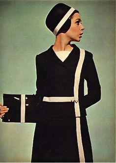 Mod fashion photographed by F.C Gundlach.