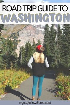 THE BEST ROADTRIPS FROM SEATTLE- Explore With Me Day Trips From Seattle, The Enchantments, Road Trip Hacks, Road Trips, Rainier National Park, Travel Usa, Travel Tips, Travel Ideas, Travel Destinations