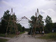 Poort Noordelijk Pinkster Kamp