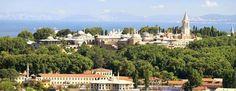 istanbul, turkey, sea, ottoman, topkapi palace