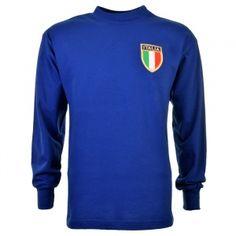 Italy 1978 World Cup Retro Football Shirt