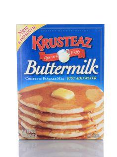 バターミルクパンケーキミックスのパッケージ