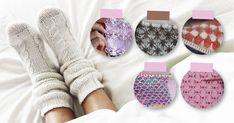 Nyt on vain valitsemisen vaikeus! Knitting Videos, Knitting Socks, Mittens, Knit Crochet, Slippers, Shoes, Crocheting, Fashion, Outfits